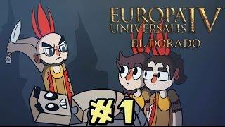 Europa Universalis IV: El Dorado - Multiplayer #1