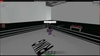 RWE Wrestling Chris Jericho Returns Part2 Roblox