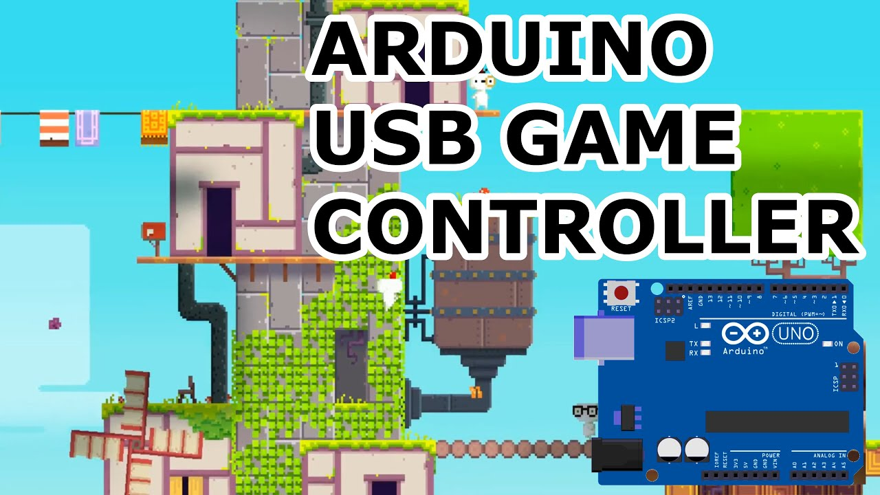 DIY Arduino Hack - Super Nintendo Controller to USB