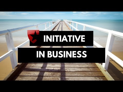 Initiative in Business