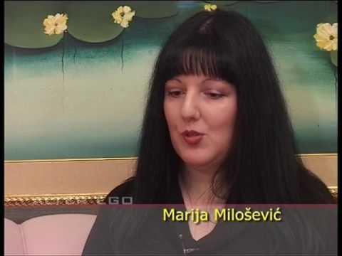 Azra Redžić Radulović   Marija Milošević