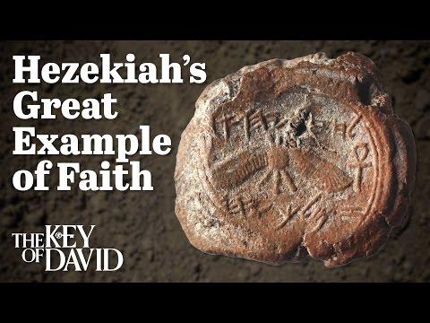 Hezekiah's Great Example of Faith