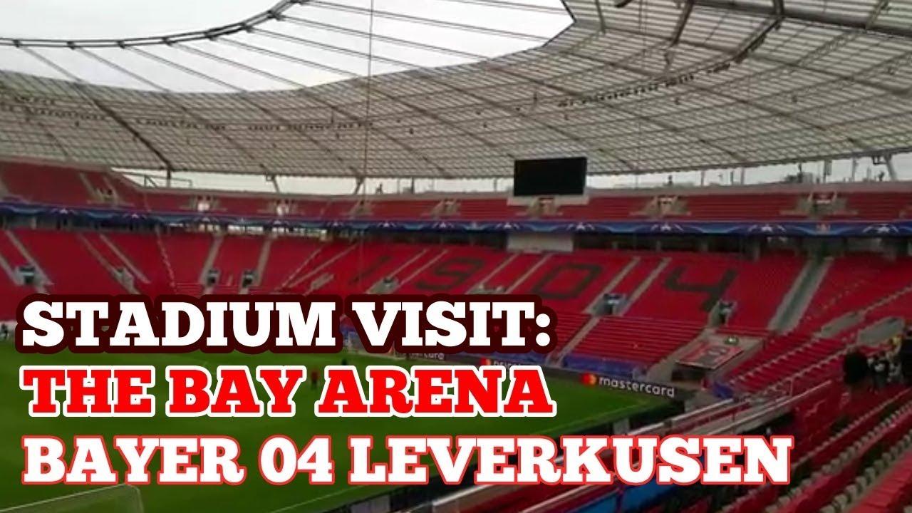 STADIUM VISIT  Bay Arena  The Home of Bayer 04 Leverkusen - YouTube 2d5ef3e30f1f1