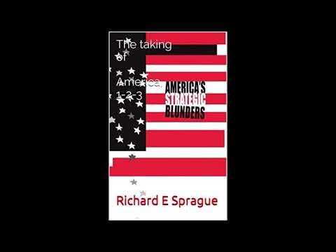 Richard E. Sprague - The Taking of America, 1-2-3 (1985) AUDIOBOOK
