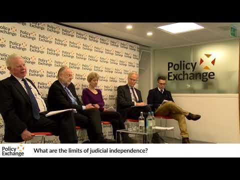 What are the limits of judicial independence?