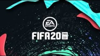Fifa 20 online part 2 (final of game one)