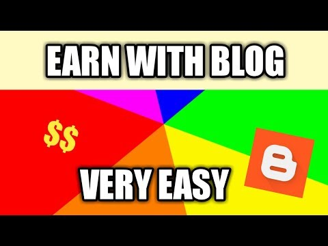Earn money with blog || How to earn with blog ||Blogging se earning kaise kare