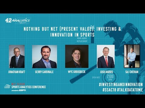Nothing But Net (Present Value): Investing and Innovation in Sports