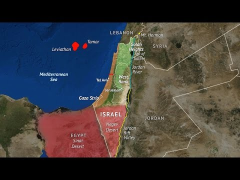 Israel's Geographic Challenge