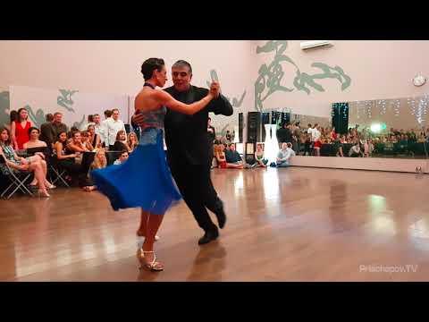 Julio Balmaceda & Virginia Vasconi, 2-4, DanceOptions Moscow 18.11.2017