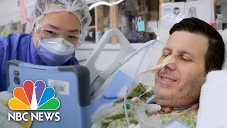 "COVID-19 ""Long-Haulers"" Bring Long-Term Effects Into The Spotlight | NBC News"
