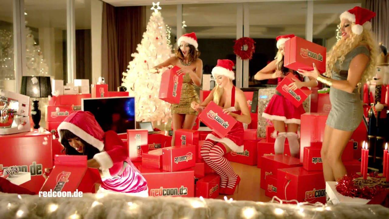 redcoon werbung micaela geht was aufrei en weihnachten. Black Bedroom Furniture Sets. Home Design Ideas