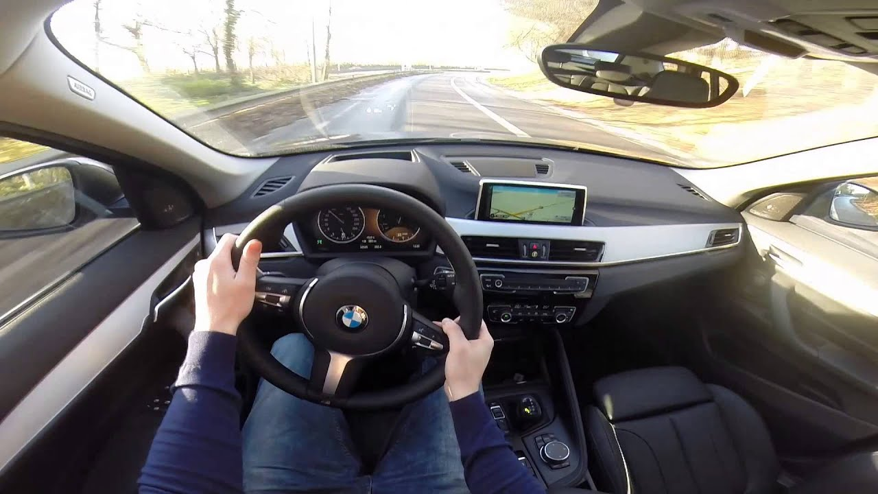 2015 bmw x1 xdrive 25i 231hp pov test drive gopro youtube. Black Bedroom Furniture Sets. Home Design Ideas