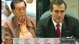 Enrile guiltily interrupts feeling alluded to