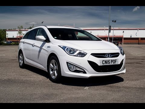 Wessex Garages Newport, Used Hyundai I40 1.7L CRDI Blue Drive Style, Diesel, Manual, CN15POF