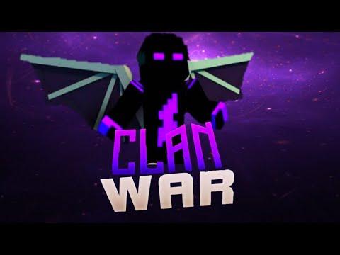 🔥Dragon PE VS Grizly PVP🌈CLAN WAR IN MCPE!👋MINECRAFT PE😋GREENWIX😎