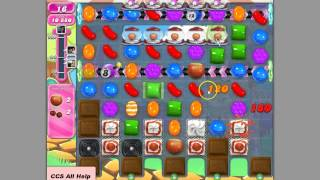 Candy Crush Saga level 915 No Boosters