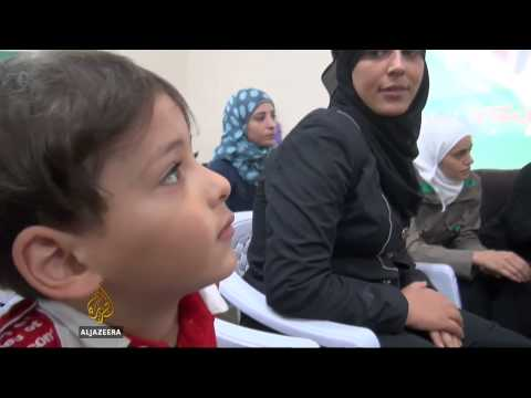 Syrian women break their silence on rape