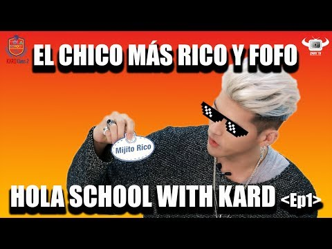 [HOLA SCHOOL WITH KARD] LATIN MEMORIES, NEW NAMES AND BOMB BOMB COMEBACK TALK!