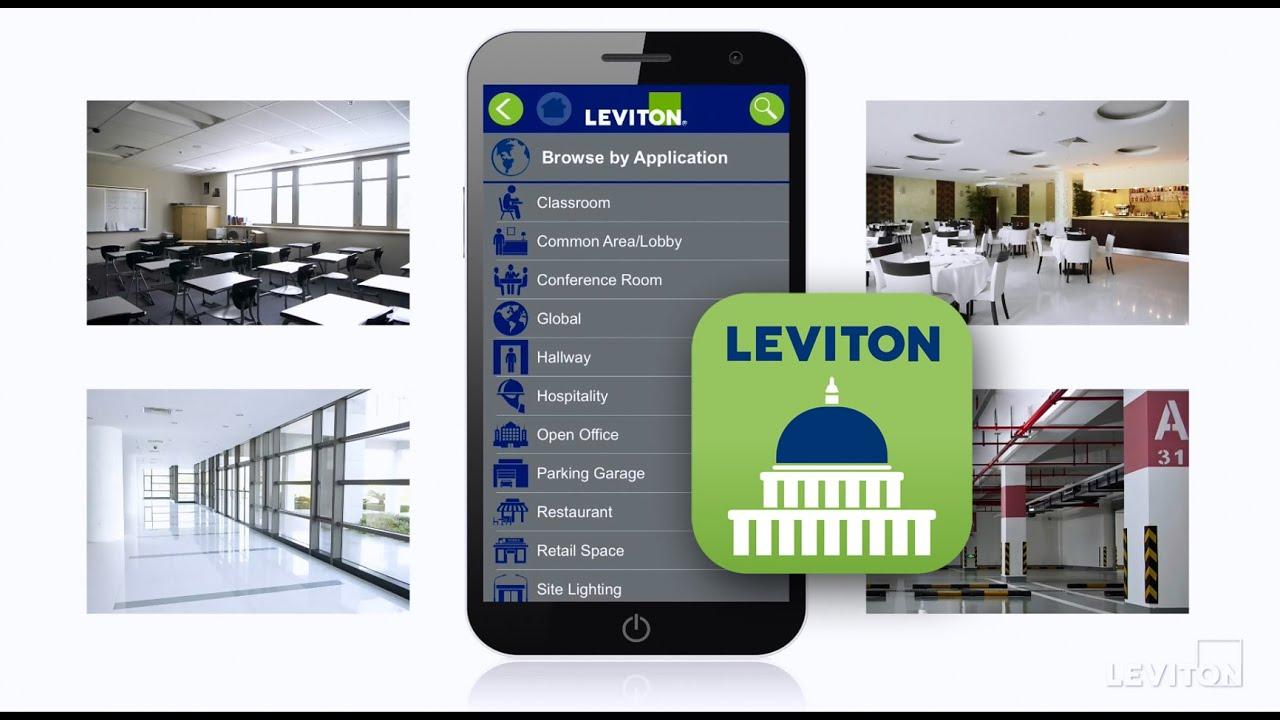 Leviton Title 24 App - YouTube