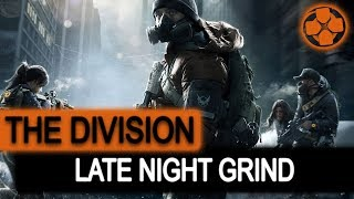 The Division 🔴 Hunting for Classifieds | Dark Zone Grind | Late Night Legendary Run