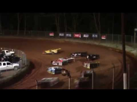 Toccoa Speedway Hobby Feature Race 3/27/15