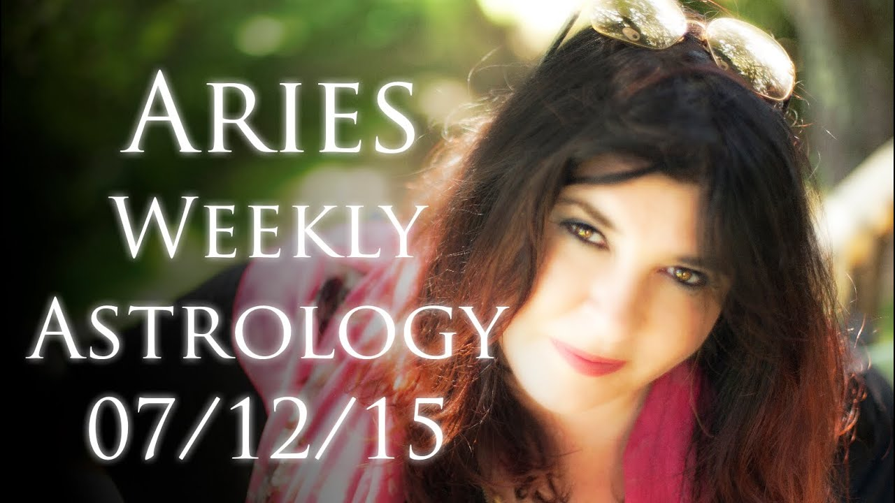 94c401749 Aries weekly horoscope michele knight. Astrology ...