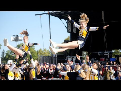 2019 Delhi Cheerleading - Norfolk County Fair