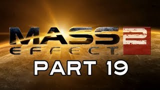 Mass Effect 2 Gameplay Walkthrough - Part 19 Collector Tower Defence Let's Play