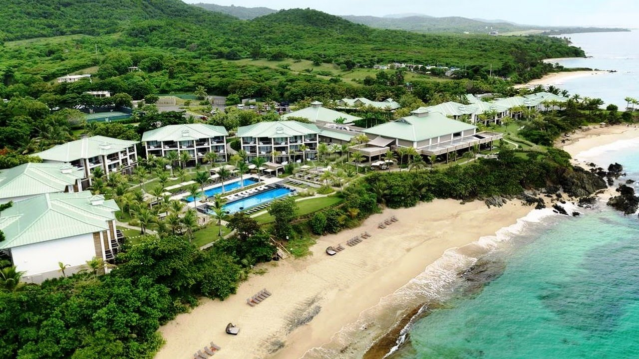 Top10 Recommended Hotels In Vieques Puerto Rico Caribbean Islands