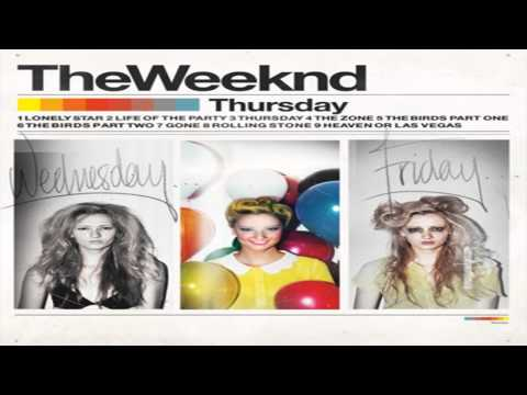 The Weeknd - The Zone (Instrumental)