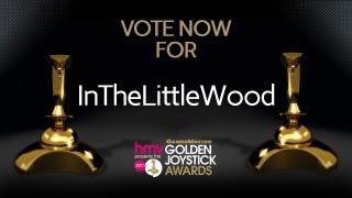 Golden Joystick YouTube Gamer Award - InTheLittleWood campaign
