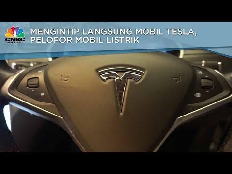 Mengintip Mobil Tesla, Mobil Listrik Seharga Miliaran Rupiah Mp3