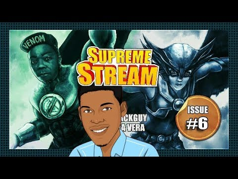 Supreme Stream #006 - Charlottesville Riots ft That Guy T
