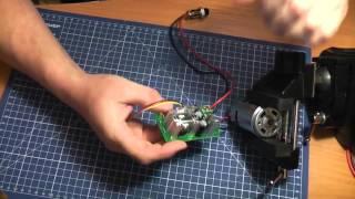 видео Регулирование скорости вращения двигателей постоянного тока