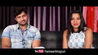 Vikrant Singh & Monalisa - Exclusively On HamaarBhojpuri - Premleela