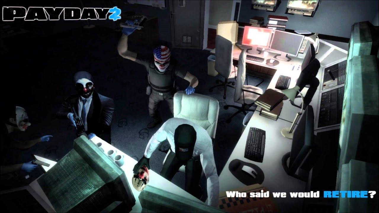 Payday 2 soundtrack 26 blueprints old youtube malvernweather Images