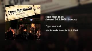 Ripa rapa (osa) (treenit 20.1.2009, bonus)