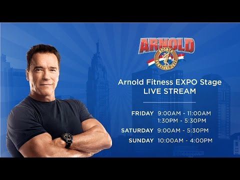 ArnoldSportsFestival Live Stream Saturday - Strongman, Amateur Finals and Armwrestling