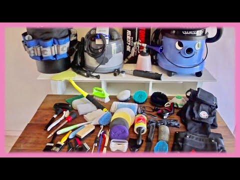 Best Car Interior Detailing Tools, Accessories & Equipment Reviewed