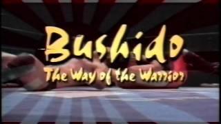 Bushido - 1 rész (Part 1) - Bevezető(Bushido küzdősporttal foglalkozó műsor bevezetője Többi részben Takada VS Albright, Burton VS Kanehara, valamint párosban Nelson és Lydick ellen ..., 2011-07-02T16:41:58.000Z)