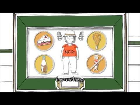 INFOGRAPHIC รายการ NCDs Reality เพราะรักจึงยอมเปลี่ยนแปลง ตอน 4 : ผลของกรรม