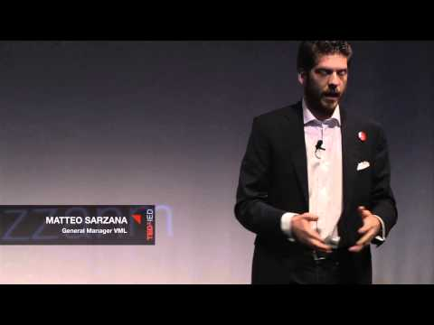 Il successo è figlio del fare: Matteo Sarzana at TEDxIED