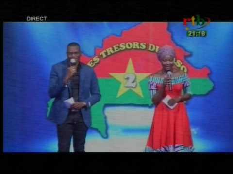 rtb/Les Trésors du Faso pour la Région du Centre1ere partie