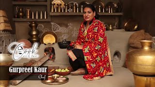 MASALA TINDE | ROUND GOURD RECIPE | COOK WITH KAUR | DIRECTED BY ROBIN CHEEMA