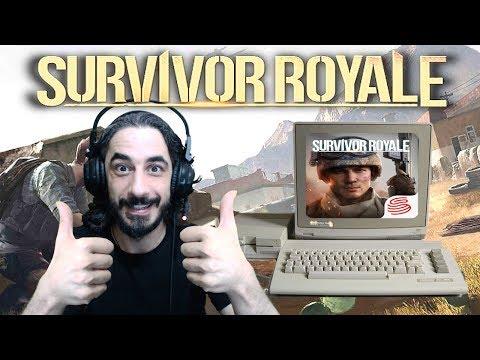 DÜŞÜK SİSTEM İSTEYEN GÜZEL HAYATTA KALMA OYUNU - Survivor Royale PC