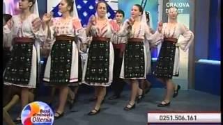 """""""Suita Rustemul"""" Ansamblul Folcloric Cununita - Palatul Copiilor Craiova"""