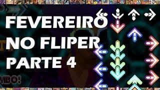 Fevereiro no Fliper 4 - Musicais