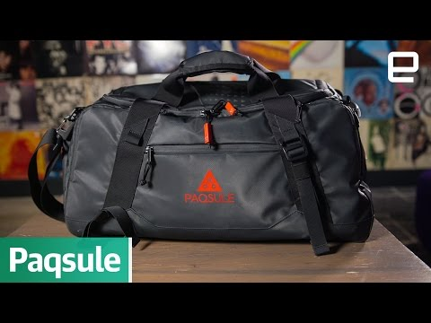 fdc11c70c45d Paqsule  The gym bag that cleans itself