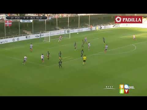 FÚTBOL FC CARTAGENA   ALGECIRAS CF
